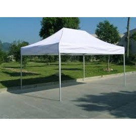 Marquee - Pop Up 3m x 4.5m Pegged. No Walls