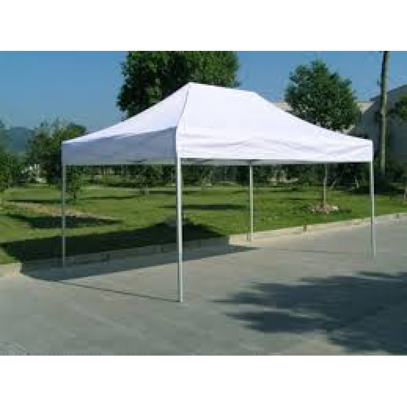 Marquee - Pop Up 3m x 4.5m Weighted. No Walls