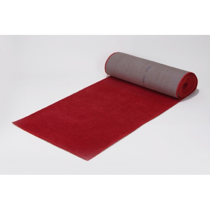 Carpet Hire - Red 6m