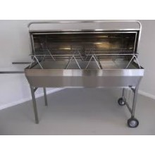 Heatlie Roaster - Double Racks
