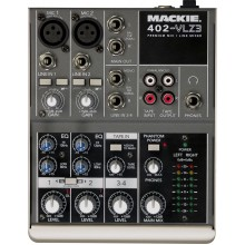 4 channel - Mixer