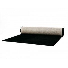 Carpet Hire - Black 3m