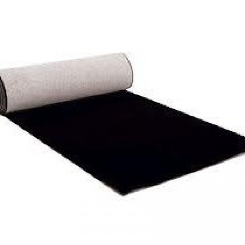 Carpet Hire - Black 6m