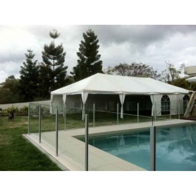 Marquee - Frame 6m x 21m - Weighted