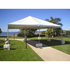 Marquee - Frame 6m x 6m - Weighted