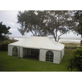 Marquee - Frame 6m x 9m - Weighted