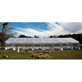 Marquee - Structure 6m x 21m - Weighted