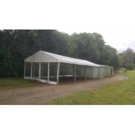 Marquee - Structure 6m x 12m - Pegged