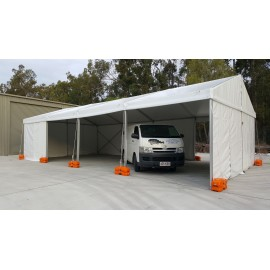 Marquee - Structure 6m x 12m - Weighted
