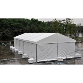 Marquee - Structure 6m x 15m - Weighted