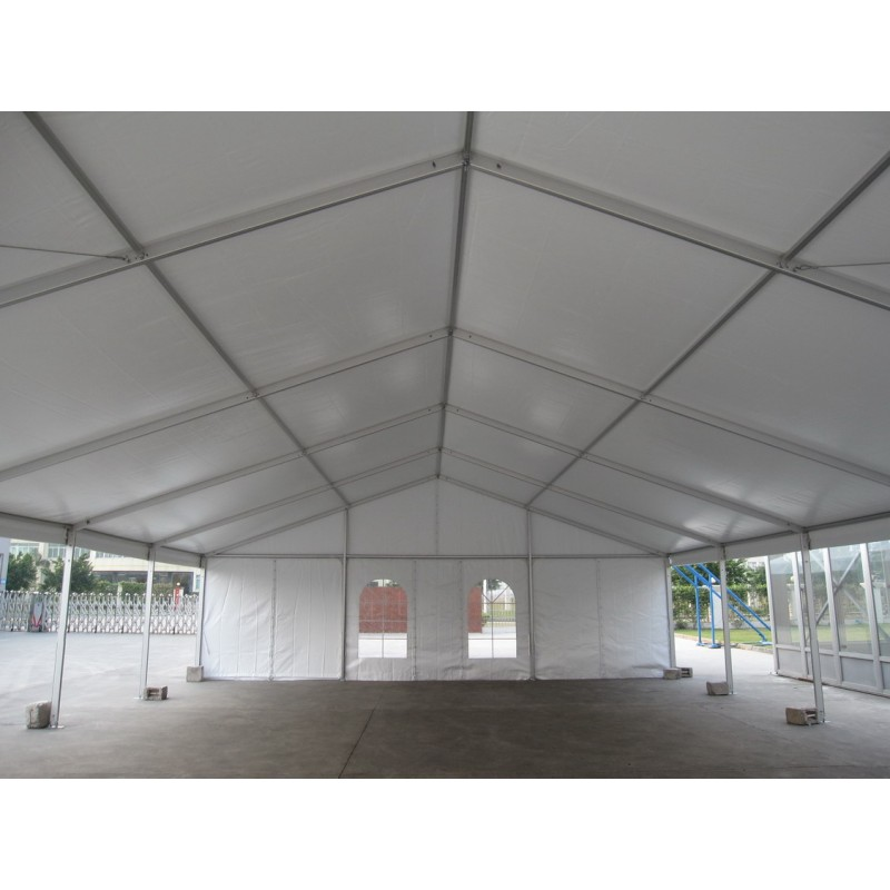 Marquee - Structure 6m x 15m - Pegged