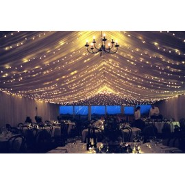 Fairy Lights for 6m x 24m Structure