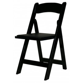Americana Chair - Black
