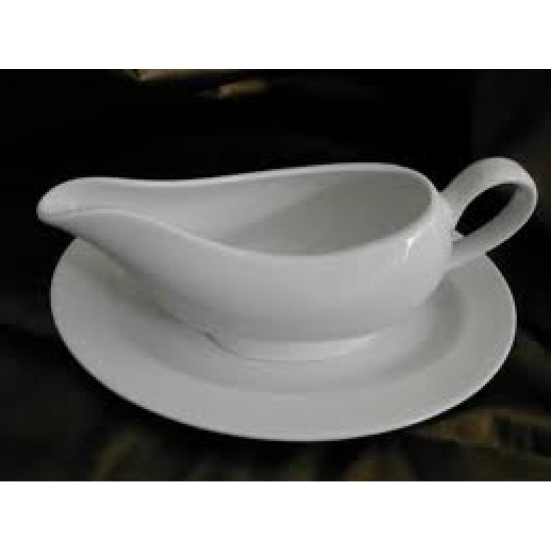 Crockery - Gravy Boat