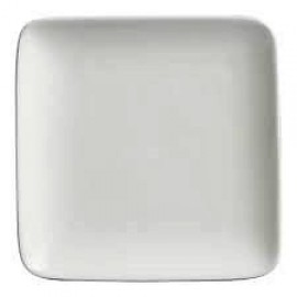 Platter - White Square - Ceramic - 300mm x 300mm