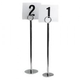 Table Number & 200mm Stand