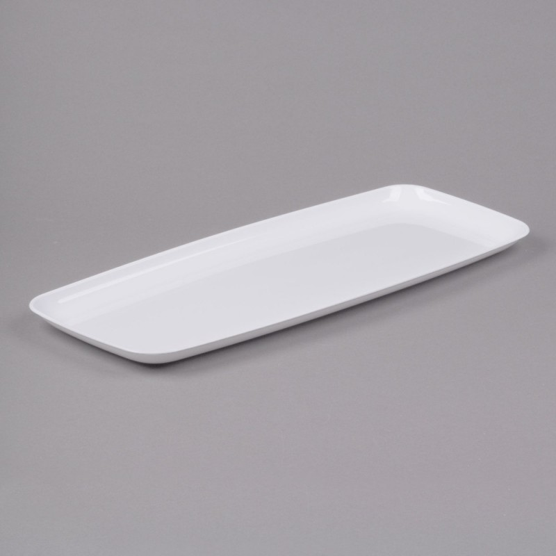 PLATTER - WHITE RECTANGLE 170mm x 300mm