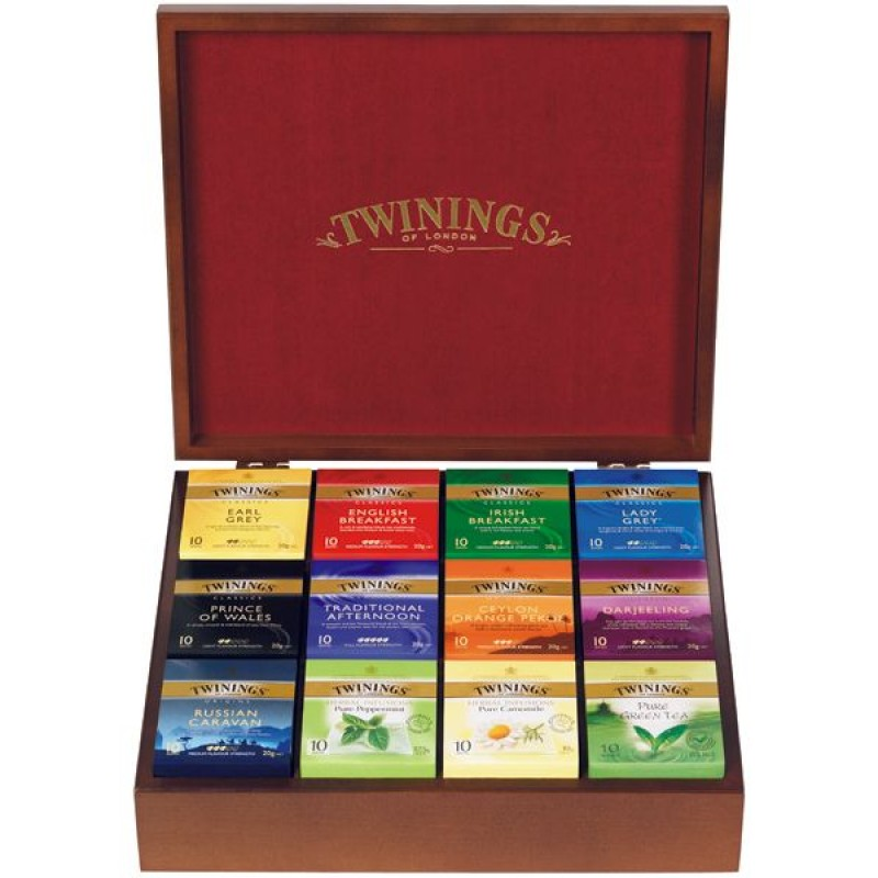Twinings Tea Box