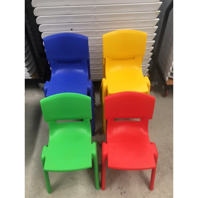 Kids Chairs - Yellow