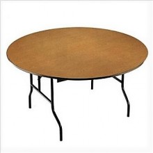 Table Hire - Round - 120cm